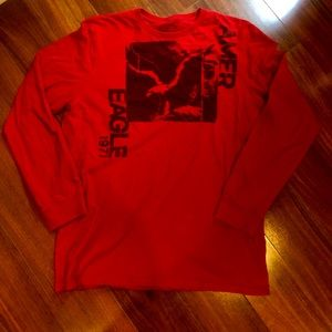American Eagle Graphic Tee size XL